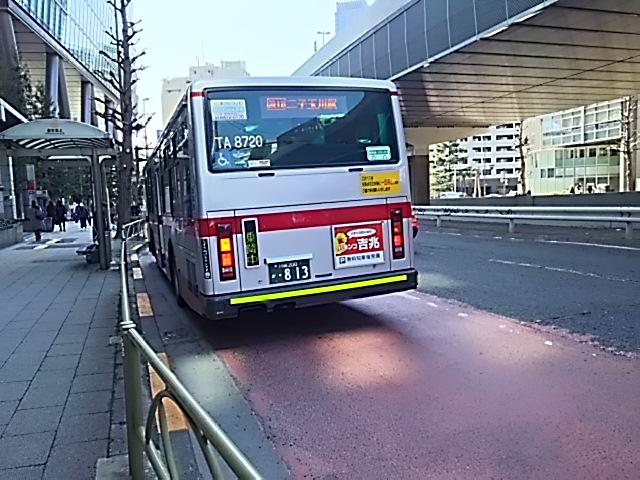 東急バス TA8720 Vol.1: ぶっぴ...